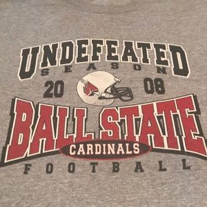 2008 Cardinals Football T-Shirt